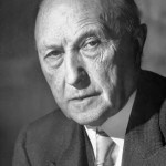 Konrad Adenauer - Foto: Katherine Young, New York 1952
