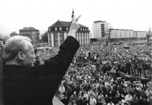 Willy Brandt - Foto von: Jan Peter Kasper