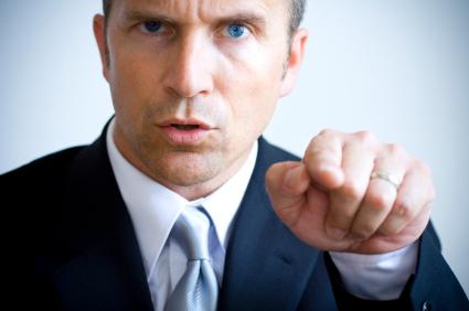Jeder zweite Chef wird im Streit persönlich