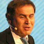 Nouriel Roubini, Wirtschaftsprofessor (Bildrechte: Kjetil Ree)