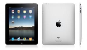 Werbebilder von Apple Ipad