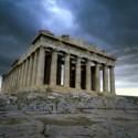 Parthenon in Athen