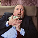 Chef hält an seinem Geld fest