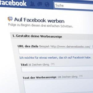 facebook werbungs setup