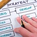 strategische geschäftszeichnung