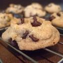 sehr schmackhaft aussehende cookies