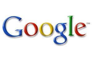 altes logo von google