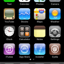 homescreen ios 4