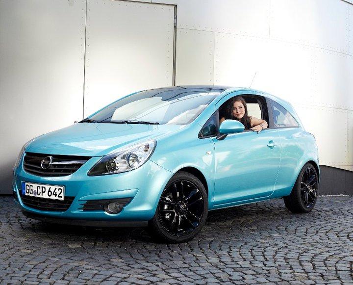 Lena Meyer-Landrut ist Markenbotschafterin für Opel