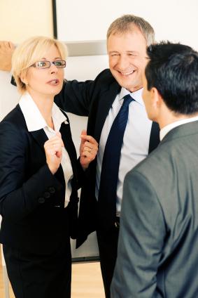 Frauen arbeiten selten in Männerberufen – und umgekehrt