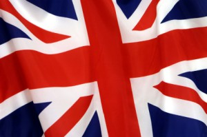 flagge von großbritanien