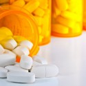 Medikamente in Orangenen Dosen