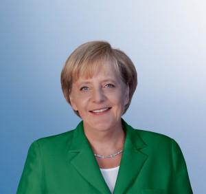 Bild von Angela Merkel