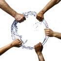 kooperation zwischen fünf Personen