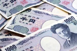 Yen Geldnoten