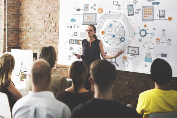 10 Tipps für eine erfolgreiche Präsentation