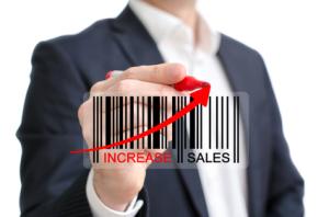 Verkäufe Erhöhen