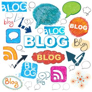 Handgezeichnete Elemente für Ihr Blog-Design
