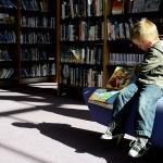 Sein oder Nichtsein Abbildung 6 Lesendes Kind