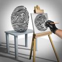 Fingerabdruck Diebstahl