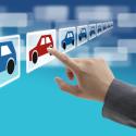 Autohaus für den elektronischen Handel