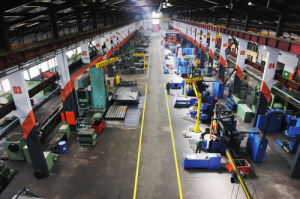 Fabrik Halle