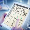Online Marketing Concept