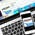 Amazon auf einem iPhone display