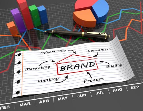Unternehmen bekennen beim Logo selten Mut zur Farbe