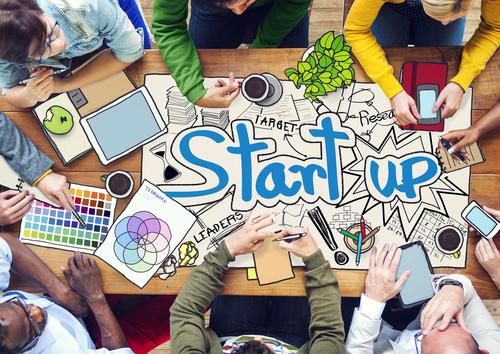 Jedes Start-up beschäftigt im Schnitt 15 Mitarbeiter
