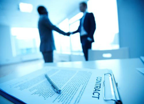 Mehr Geschäftsabschlüsse durch persönlichen Besuch beim Kunden