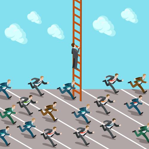 5 Tipps, um Karriere im Unternehmen zu machen