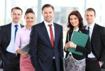 Gruppe Business Team