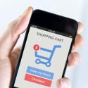Shoppen auf dem Smartphone