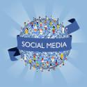 Welt social media Netzwerk