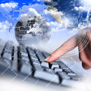 Online Vernetzungs Konzept