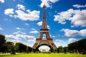 Eiffel Turm in Paris