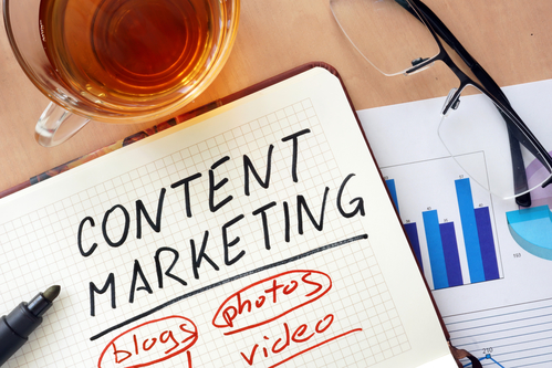 Content Marketing in D‐A‐CH weiter auf dem Vormarsch