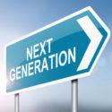 Konzept der nächsten Generation.