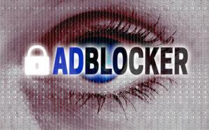 Adblocker über Auge