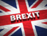 United Kingdom exit from europe relative image. Brexit named politic process. Referendum theme art