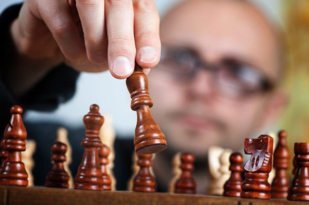 Was haben Schach und Management gemeinsam?