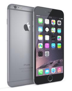 Apple Space Gray iPhone 6 Plus
