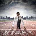 Geschäfts startup