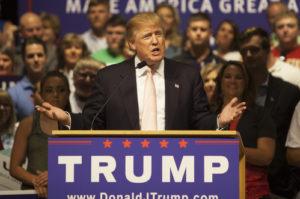 Donald Trump Rede