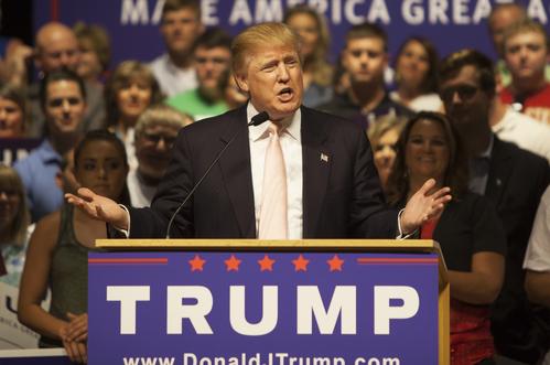 BGA sieht nach Trump-Wahl Gefahr einer globalen Wirtschaftskrise