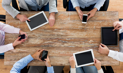Anteil mobiler Internetnutzung liegt weltweit bei 75 Prozent in 2017