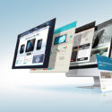 Web Design Konzept