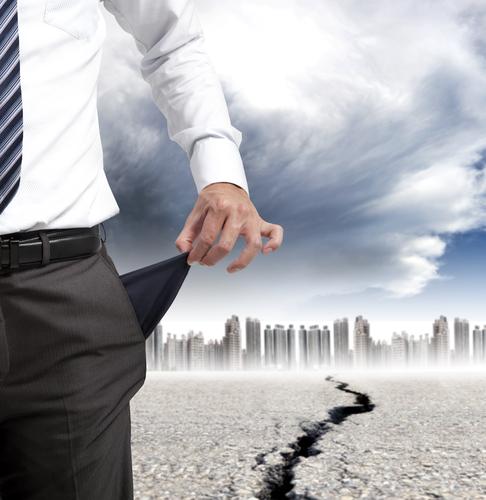 Unternehmensinsolvenzen sinken um 6,2 Prozent in 2016