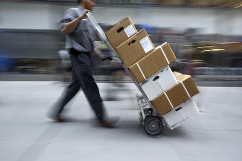 Retouren nach Weihnachten bringen Online-Händler in Not